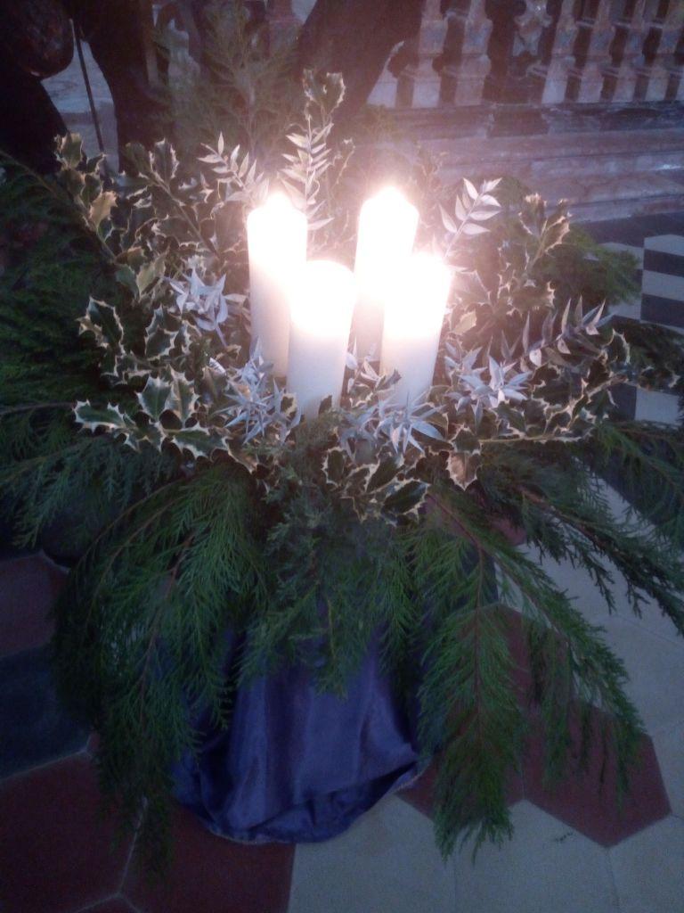 Quarta candela veniva nel mondo la luce vera